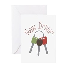 New Driver Greeting Cards