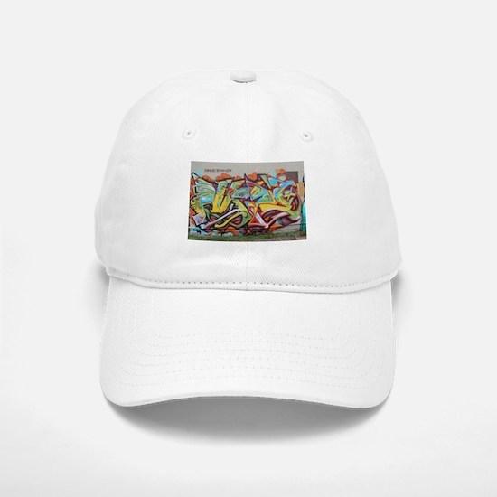 Color Graffiti Baseball Baseball Cap