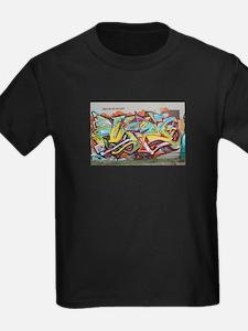 Color Graffiti T-Shirt