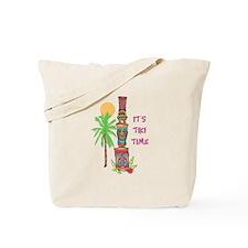ITS TIKI TIME Tote Bag
