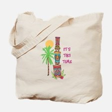 ITS TIKI TIME Tote Bag