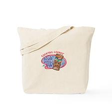 COCKTAIL LOUNGE Tote Bag