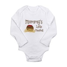 Mommy's Little Meatball Body Suit