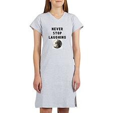 NEVER STOP Women's Nightshirt