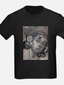 Girl In Hat-American beauty T-Shirt