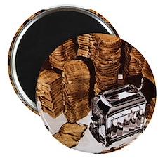 Stacks O' Toast Magnet