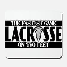 Lacrosse Fastest Mousepad