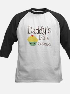 Daddy's Little Cupcake Baseball Jersey