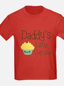Daddy's Little Cupcake T-Shirt