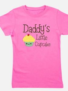 Daddy's Little Cupcake Girl's Tee