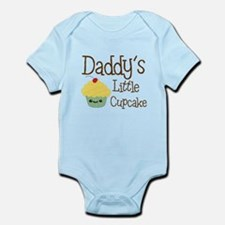 Daddy's Little Cupcake Body Suit