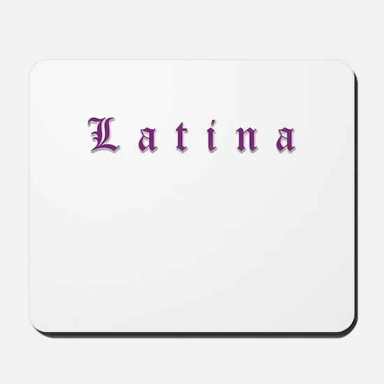 latina Mousepad
