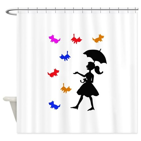24 Cat And Dog Harmon Shower Curtain By Answersfoundnetgiftgiving