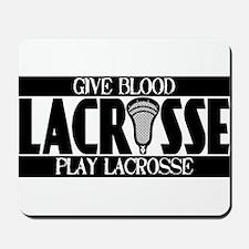 Lacrosse Blood Mousepad