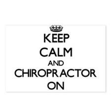Keep Calm and Chiropracto Postcards (Package of 8)