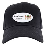 Ice Cream Junkie Black Cap