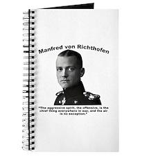 Richthofen: Aggressive Journal