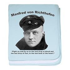Richthofen: Fight baby blanket