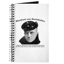 Richthofen: Fight Journal