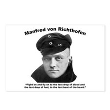 Richthofen: Fight Postcards (Package of 8)