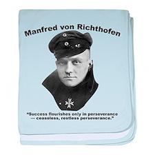 Richthofen: Success baby blanket