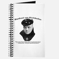 Richthofen: Success Journal