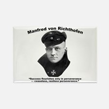 Richthofen: Success Rectangle Magnet
