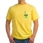 Yellow T-Shirt for a True Blue Delaware LIBERAL
