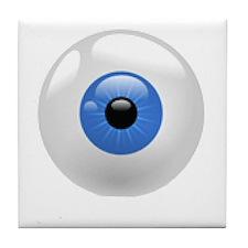 The Eye Tile Coaster
