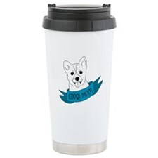 Corgi Mom Travel Mug