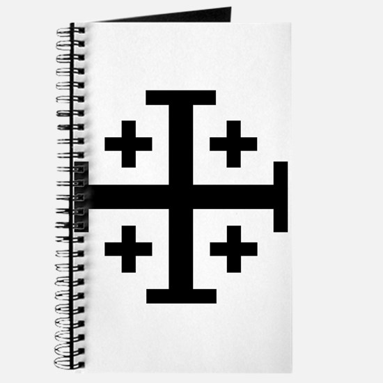Crusader cross Journal
