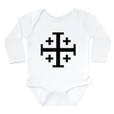 Crusader cross Body Suit