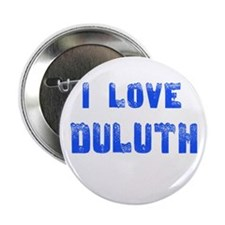 I Love Duluth Button