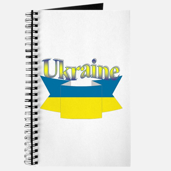 Ukrainian ribbon Journal