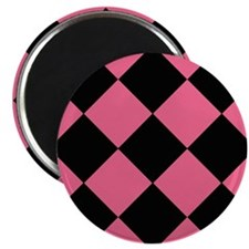 Colorful Checkerboard Magnet
