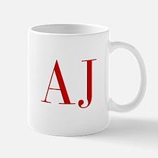 AJ-bod red2 Mugs