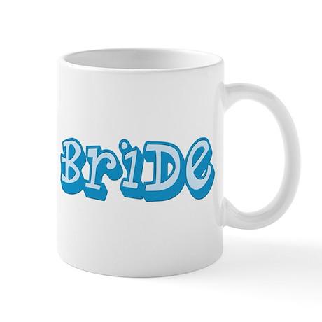 Graffiti Bride Mug