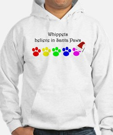 Whippets Believe Hoodie