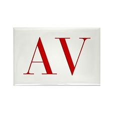 AV-bod red2 Magnets