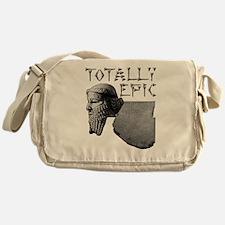 Unique Clay Messenger Bag