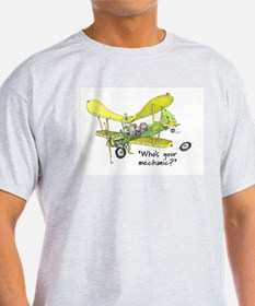 Who's Your Mechanic? T-Shirt