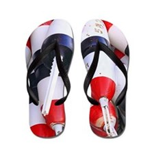 Buoys Flip Flops