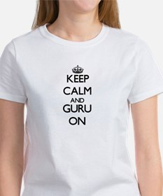 Keep Calm and Guru ON T-Shirt