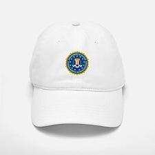 DoJ FBI Baseball Hat