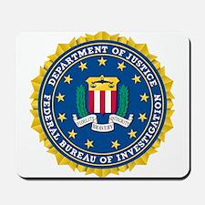 DoJ FBI Mousepad