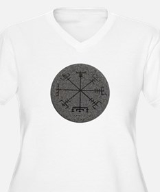 viking compass Plus Size T-Shirt