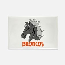 BRONCOS Magnets