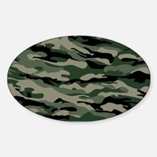 Army Camouflage Decal