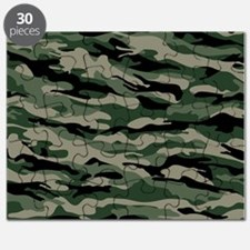 Army Camouflage Puzzle