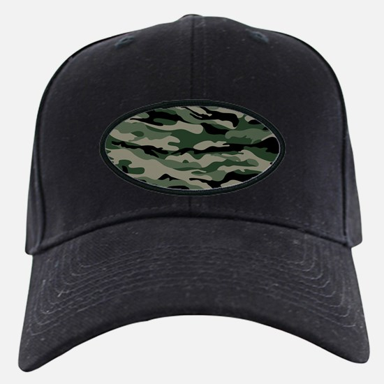 Army Camouflage Baseball Hat